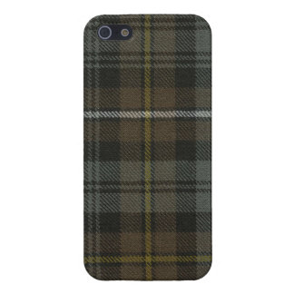 iPhone 5 Savvy Campbell of Argyll Weathered Tartan Cover For iPhone SE/5/5s