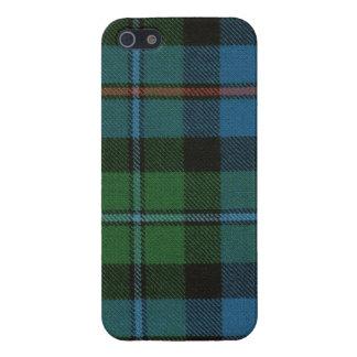 iPhone 5 Savvy Campbell of Cawdor Ancient Tartan iPhone SE/5/5s Case
