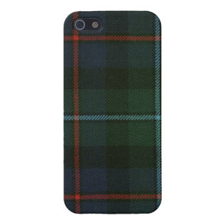iPhone 5 Savvy Campbell of Cawdor Modern Tartan Case For iPhone SE/5/5s