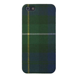 iPhone 5 Savvy Campbell of Louden Modern Tartan Cover For iPhone 5
