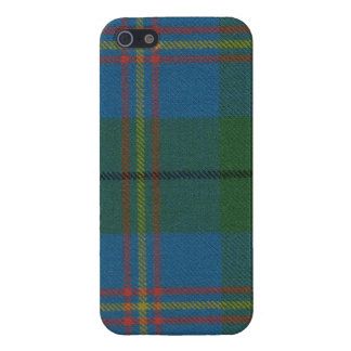 iPhone 5 Savvy Carmichael Ancient Tartan Print iPhone SE/5/5s Case