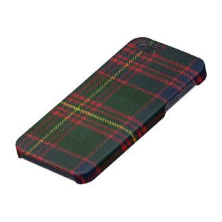 iPhone 5 Savvy Carnegie Modern Tartan Print iPhone SE/5/5s Case