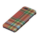 iPhone 5 Savvy Chattan Ancient Tartan Print iPhone 5 Covers