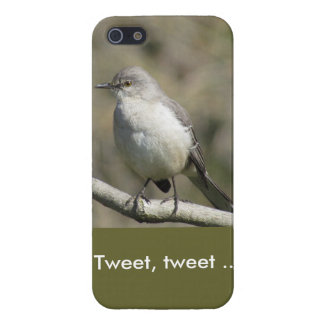 iPhone 5 Savvy - Mockingbird Cover For iPhone 5/5S
