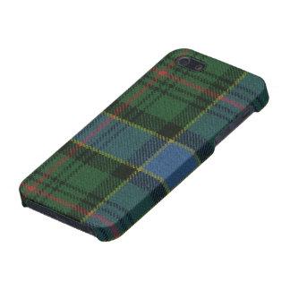 iPhone 5 Savvy Ogilvie Hunting Ancient Tartan iPhone SE/5/5s Cover