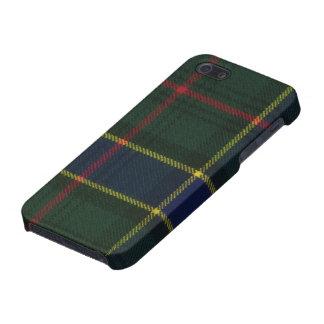 iPhone 5 Savvy Ogilvie Hunting Modern Tartan Print Case For iPhone SE/5/5s