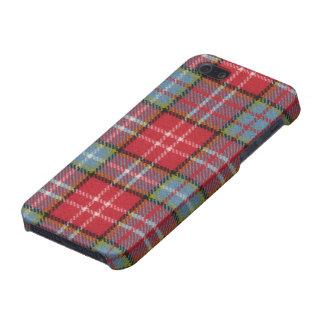 iPhone 5 Savvy Ogilvie Old Rare Ancient Tartan iPhone SE/5/5s Cover
