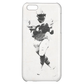 iPhone 5 Skin with Cool Football Print iPhone 5C Cover