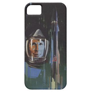 iPhone 5 Skin with Cool USSR Propaganda Print iPhone SE/5/5s Case