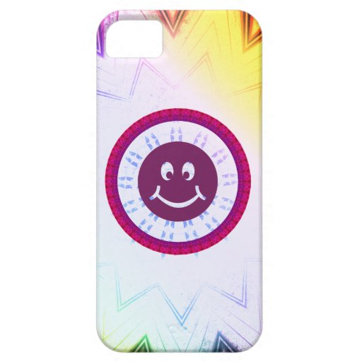 iPhone 5 Smiley Face Phone Case iPhone 5 Cover