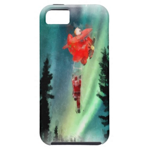 iPhone 5 Snoopy to the Rescue Tough Case_Mate