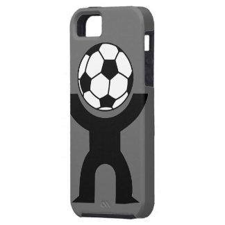 iPhone 5 Soccer Guy Tough Case iPhone 5 Case