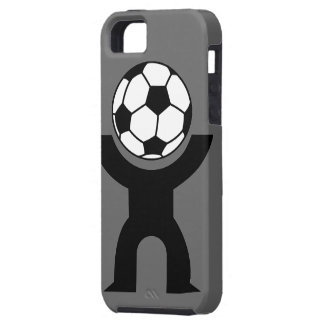 iPhone 5 Soccer Guy Tough Case iPhone 5 Covers