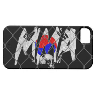 iPhone 5 South Korea MMA Black iPhone 5 Cases