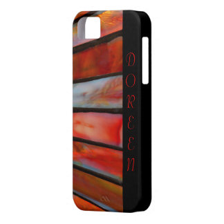 iPHONE 5 SOUTHWESTERN STAINED GLASS IMAGE CASE iPhone 5 Case