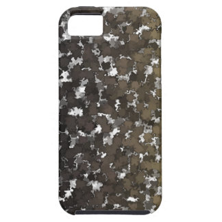 iPhone 5 Sparse Leaves Camo iPhone SE/5/5s Case