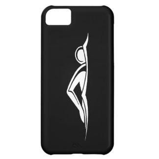 iPhone 5 Swim Logo Black iPhone 5C Covers