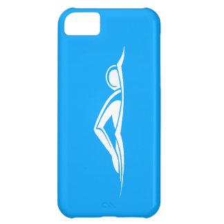iPhone 5 Swim Logo Blue iPhone 5C Cover