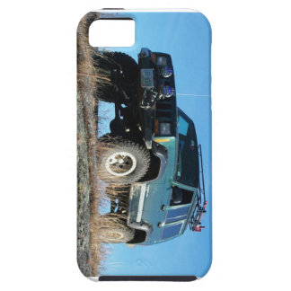 Iphone 5 Tony Stewart o caja del jeep Funda Para iPhone SE/5/5s