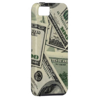 iPhone 5 Tough Case- Hundred Dollar Bills iPhone 5 Covers