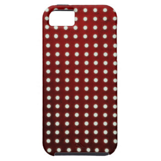 iPhone 5 TOUGH Case Rupydetequila Polka dots