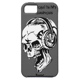 Iphone 5 tough - Metal Is My Business iPhone 5 Cases