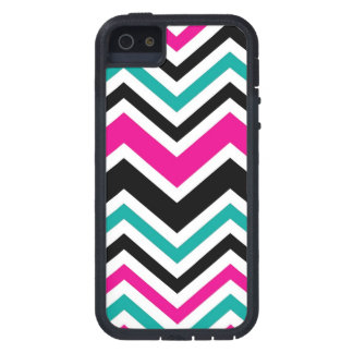 iPhone 5 Tough Xtreme Zig Zag Pattern iPhone 5 Covers