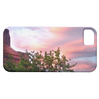 iphone 5 Universal Case with Cloudscape and Mesa