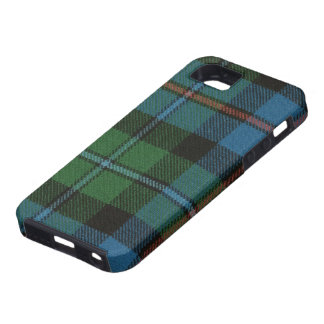 iPhone 5 Vibe Campbell of Cawdor Ancient Tartan iPhone SE/5/5s Case
