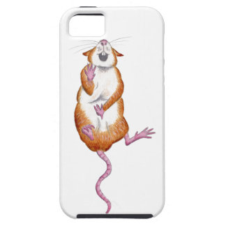 iphone 5 vibe case - cartoon rat