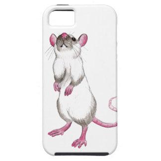 iphone 5 vibe case - Himalayan rat