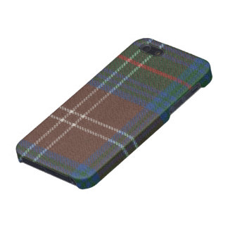 iPhone 5 Vibe Chisholm Hunting Ancient Tartan iPhone SE/5/5s Cover