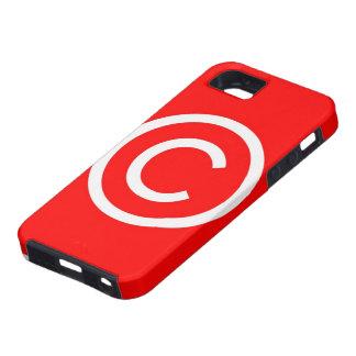 "iPhone 5 ""Vibe"" Copyright case"