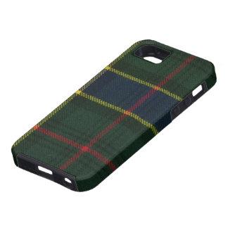 iPhone 5 Vibe Ogilvie Hunting Modern Tartan Print iPhone SE/5/5s Case