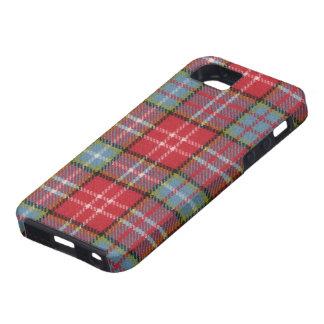 iPhone 5 Vibe Ogilvie Old Rare Ancient Tartan iPhone SE/5/5s Case
