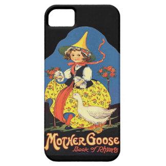 iPhone 5 -Vintage Mother Goose Rhymes illustration iPhone SE/5/5s Case