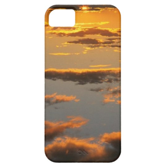iPhone 5 Water Clouds Sky Case