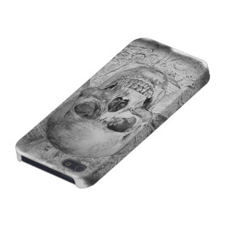 iPhone 5C, Barely There. Skull design on i-Phone 5 iPhone SE/5/5s Case