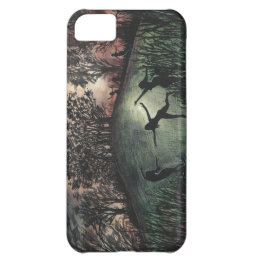iphone 5c case Moonlight Dance