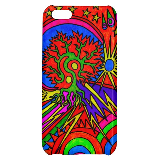 iPhone 5c Case original creation artist David Beck