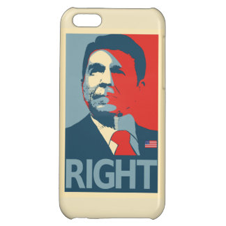iPhone 5c Case - Reagan was Right