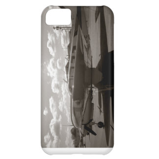iPhone 5C, caso de rey Air de la haya de Barely Th Funda Para iPhone 5C