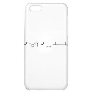 (╯°□°)╯︵ ┻━┻ iPhone 5C COVER