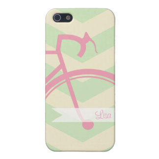 iPhone 5C Cycle Chevron Cover