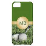 iPhone 5C Monogram Golf Cases iPhone 5C Cover