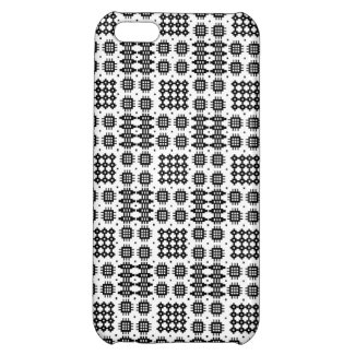 iPhone 5c Savvy Case: Black, White Welsh Tapestry iPhone 5C Covers
