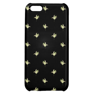 iPhone 5c Savvy Case: Lilies of the Valley, Black iPhone 5C Cover