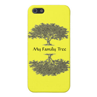iPhone 5C Savvy - Family tree iPhone SE/5/5s Cover