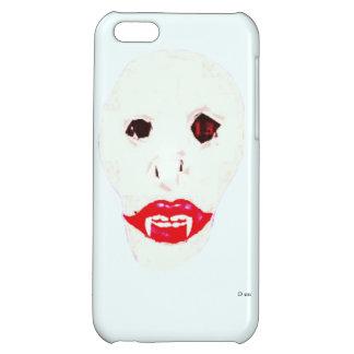 iPhone 5Case del cráneo V-1 (bonito)