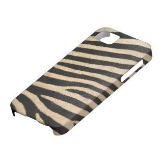 iPhone 5Case del estampado de zebra iPhone 5 Protector